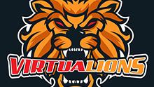 Logo: VirtuaLIONS