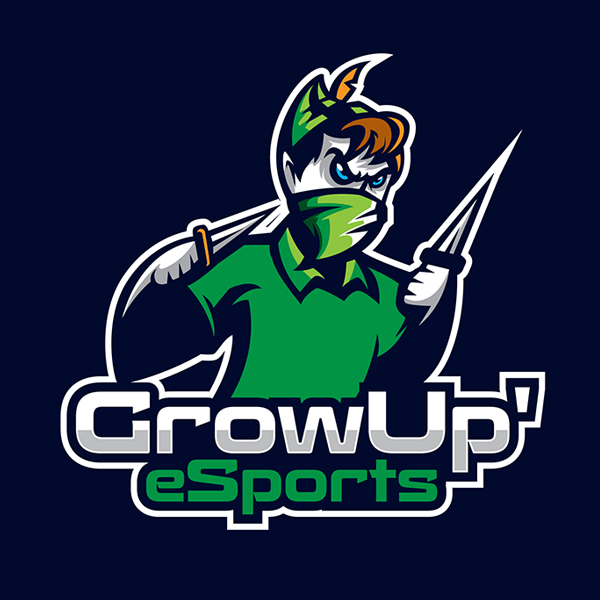 GrowUp'eSports