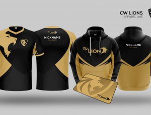 CW Lions Merchanise